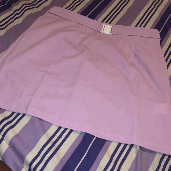 SHEIN Dresses & Skirts - Purple skirt